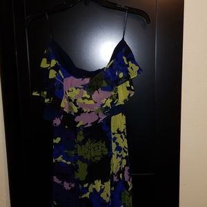 MM Couture Ladies Strapless Dress
